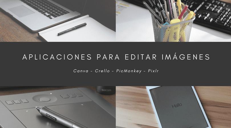 aplicaciones para editar imágenes