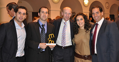 Alea Technology gana el Premio Marketing 2010 - 1