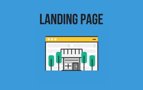 landing page imagen