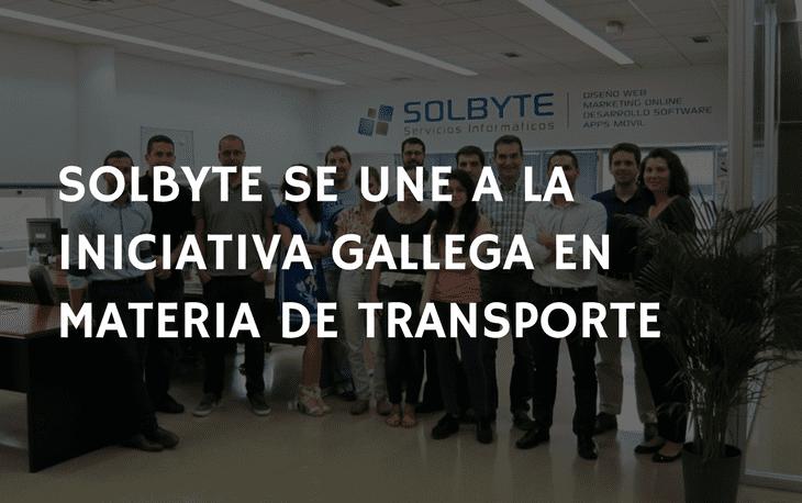 Solbyte servicios informáticos transporte