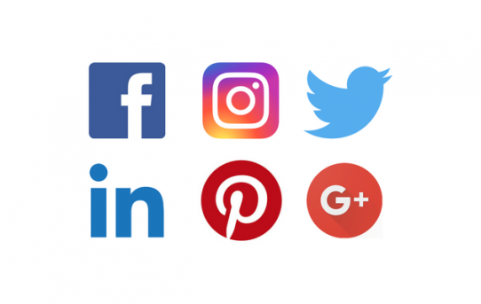 logos redes sociales