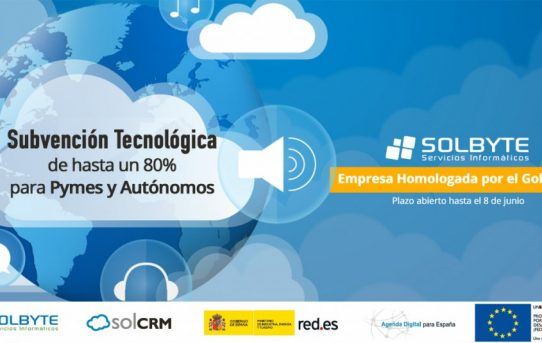 Qué-son-las-soluciones-Cloud-Solbyte-CRM-Subvención-Gobierno