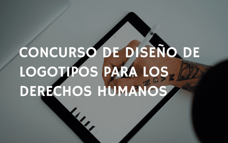diseño logotipos derechos humanos