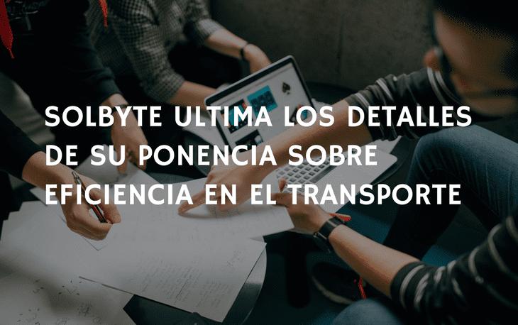 eficiencia transporte solbyte