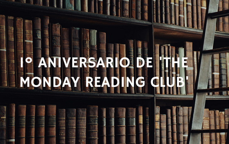 the monday reading club aniversario