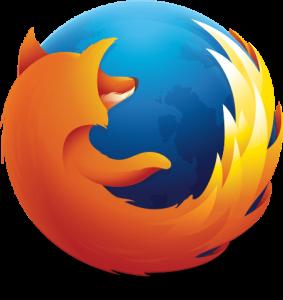 Tipos de navegadores web Mozilla Firefox