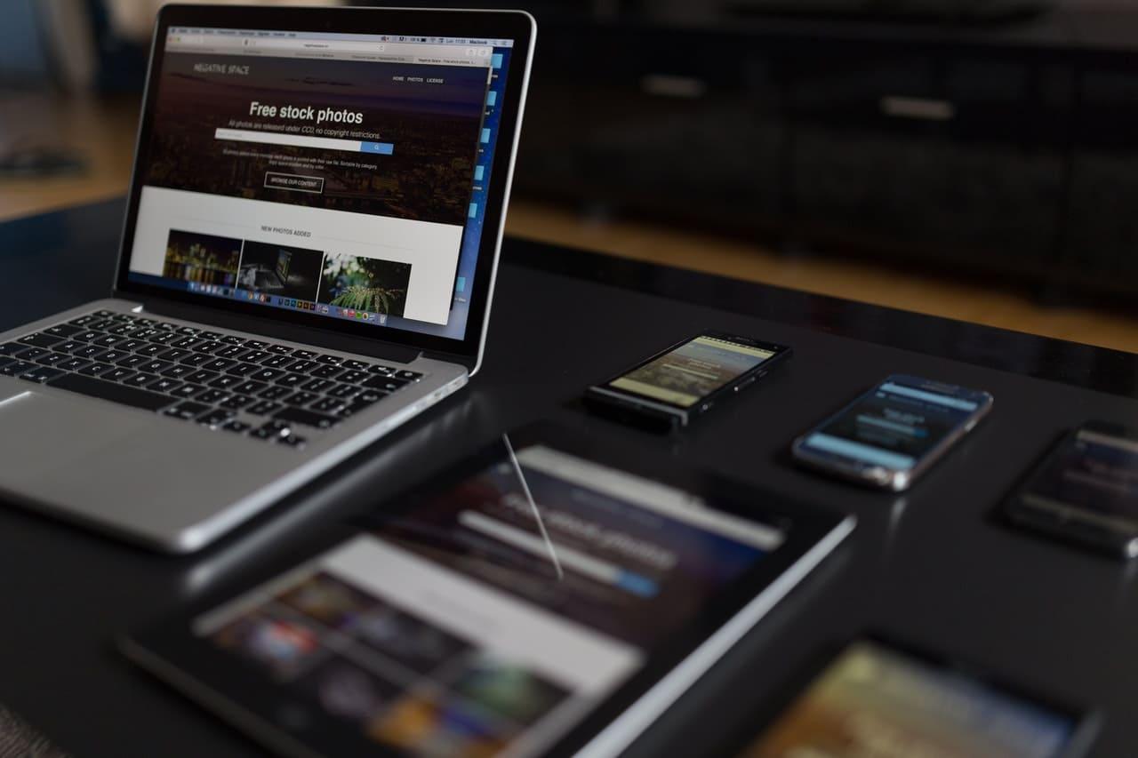 diseño web responsive portada