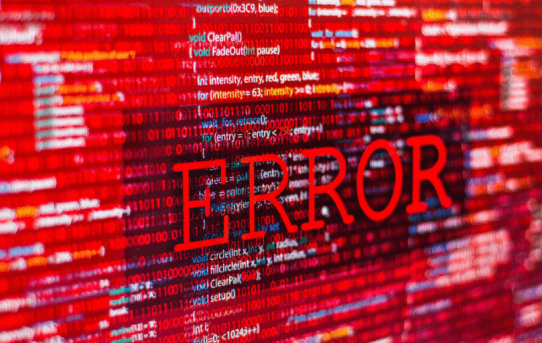 error 500 internal server