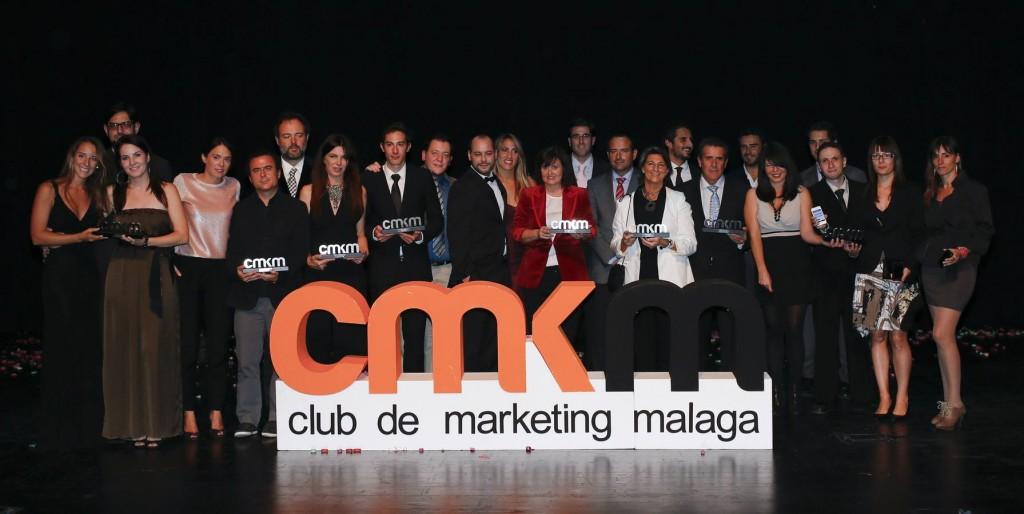 premios club de marketing malaga imagen