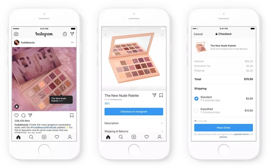 monetizar apps compras in app Instagram