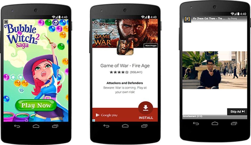 monetizar apps publicidad in app