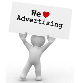 Nos encanta la publicidad