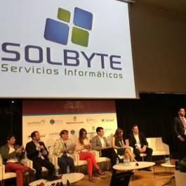 Defensa de Solbyte en Concurso Internacional de Emprendedores organizado por CEEIS/BICs, 2014