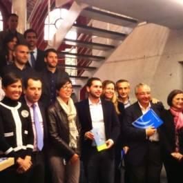 Solbyte recibe el Premio provincial Andalucía Emprende en la categoría Consolida, 2014
