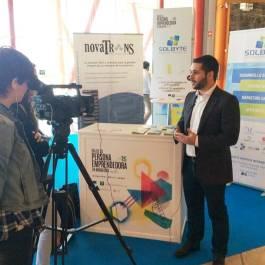 Entrevista a José Ferrer tras recibir el Premio Andalucía Emprende 2015