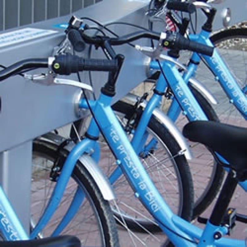 Bic Euronova inicia un sistema de préstamo de bicicletas