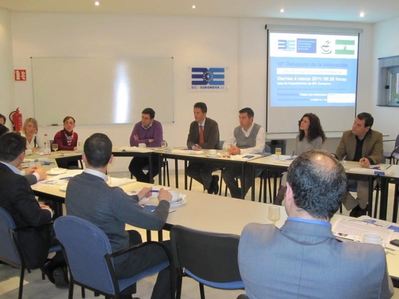 Solbyte acude al X Desayuno de la Innovación en el BIC Euronova