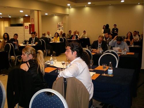 Solbyte acude al evento Encuentro de Negocios