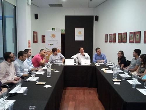 Solbyte asiste a Cata de vinos y Networking en el Museo del Vino de Málaga