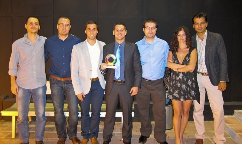 Solbyte, premio Málaga Joven de Economía y Empleo