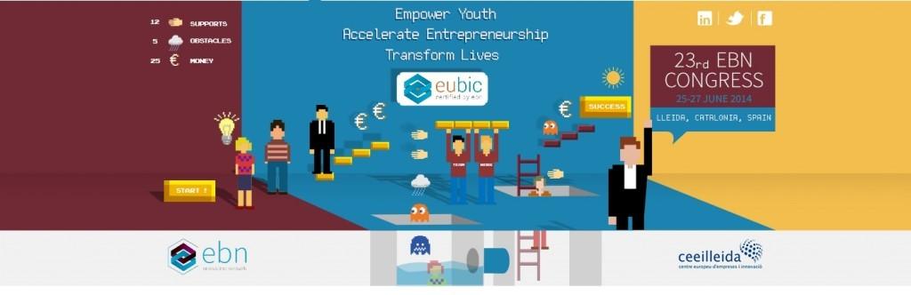 Solbyte, finalista en la categoría de Jóvenes Emprendedores en el Concurso Internacional de EBN