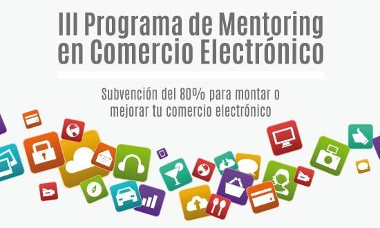 Solbyte, homologada en el III Programa de Mentoring en Comercio Electrónico a través de Eticom