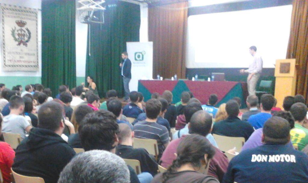 Solbyte anima a emprender de la mano de Andalucía Emprende y el Programa EmprendeJoven