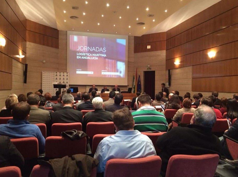 Solbyte, ponente en la I Jornada sobre Logística Marítima de Andalucía
