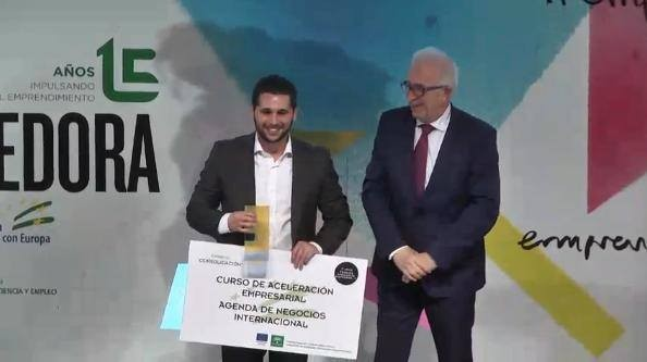 Solbyte gana el premio autonómico de Andalucía Emprende