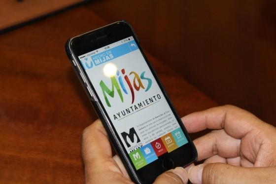 Solbyte desarrolla la nueva app móvil de Hecho en Mijas, marca promocional del Ayuntamiento de Mijas
