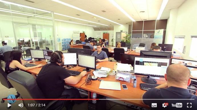 Solbyte en Andalucía Vive, portal informativo audiovisual