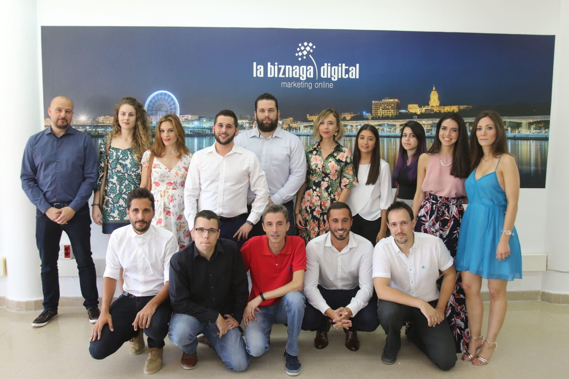 Inauguramos La Biznaga Digital, nuestra propia Agencia de Marketing Online