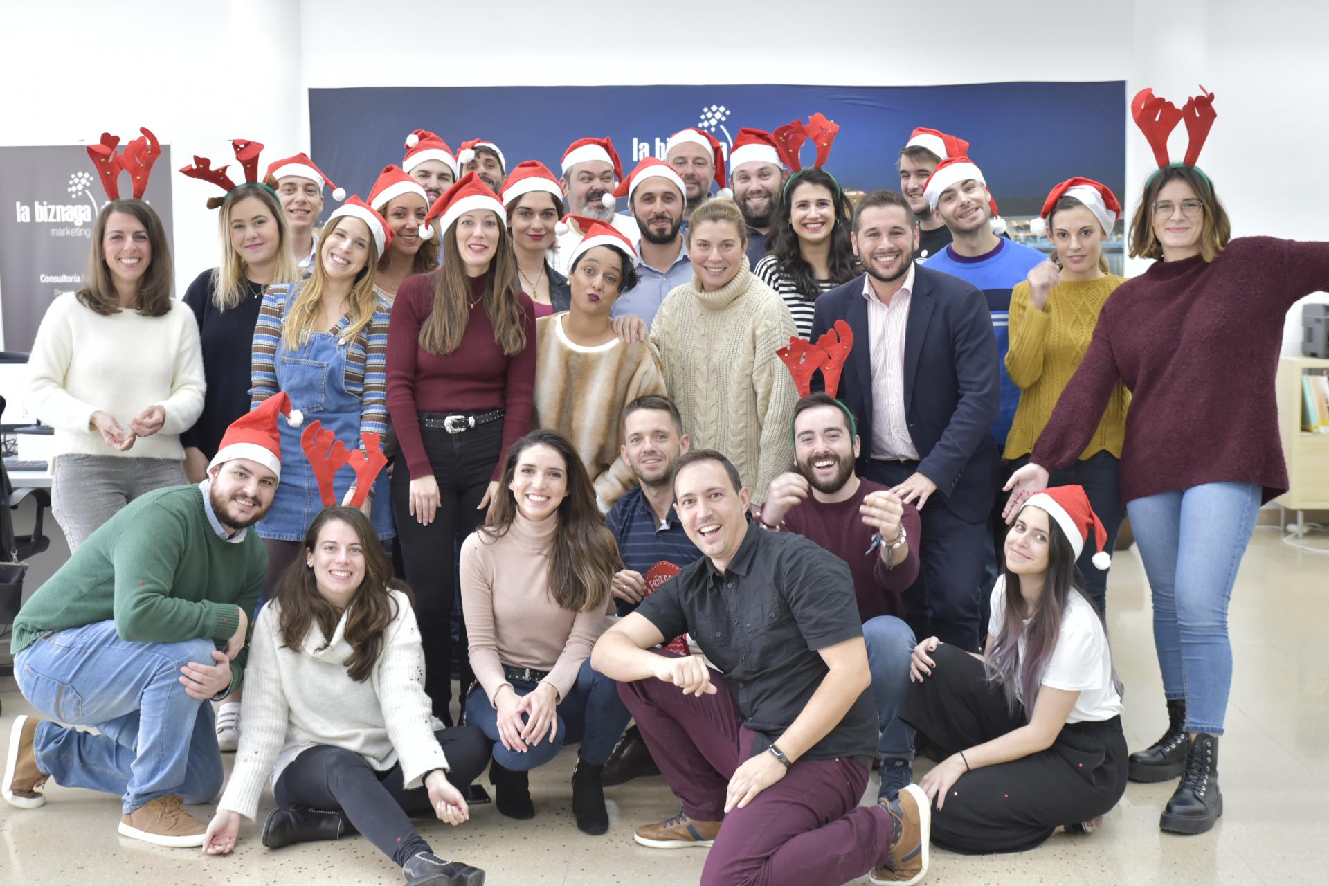 ¡Feliz Navidad y Feliz Año 2019!