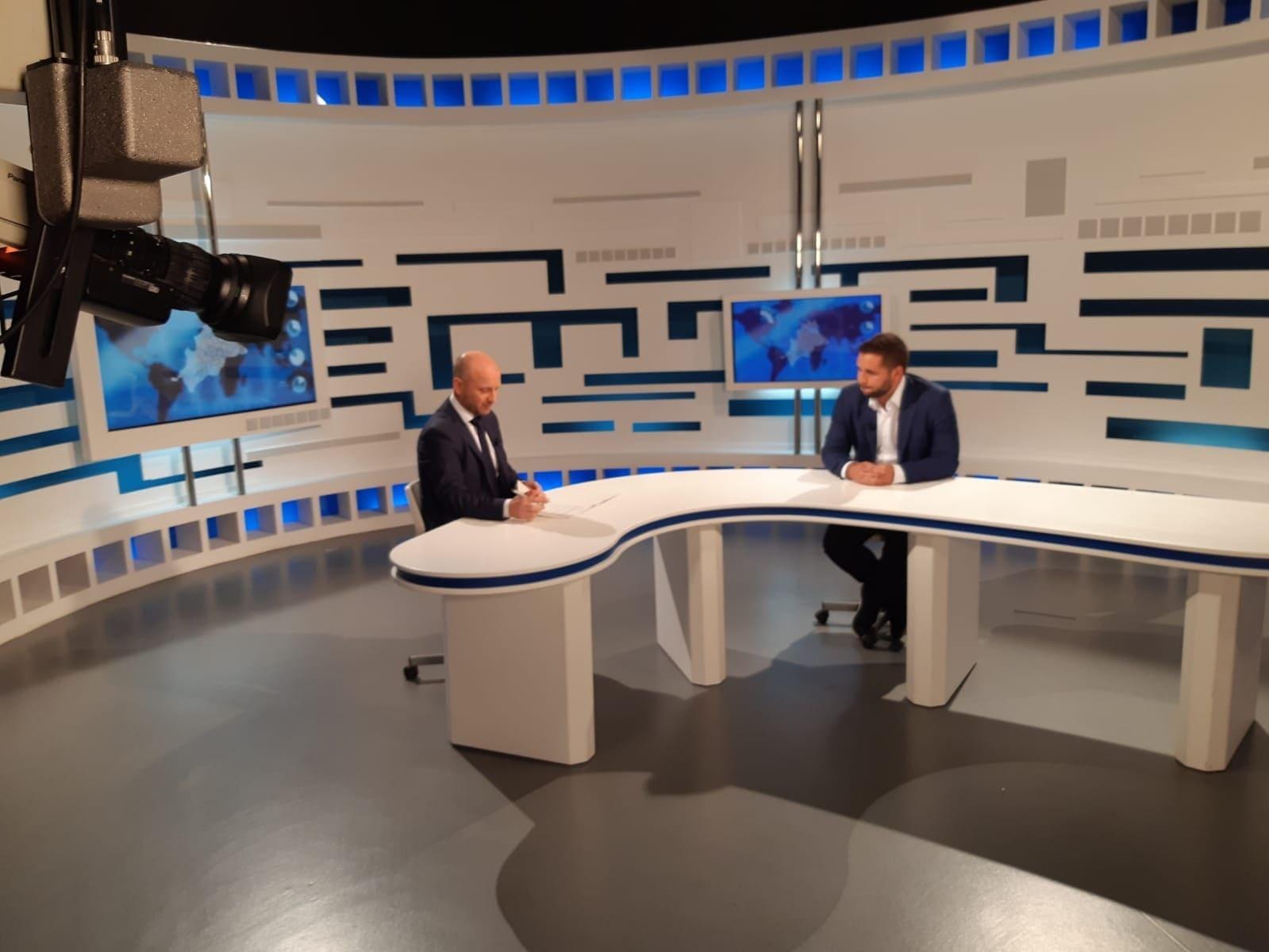 José Ferrer, CEO de Solbyte, en Canal Málaga RTV