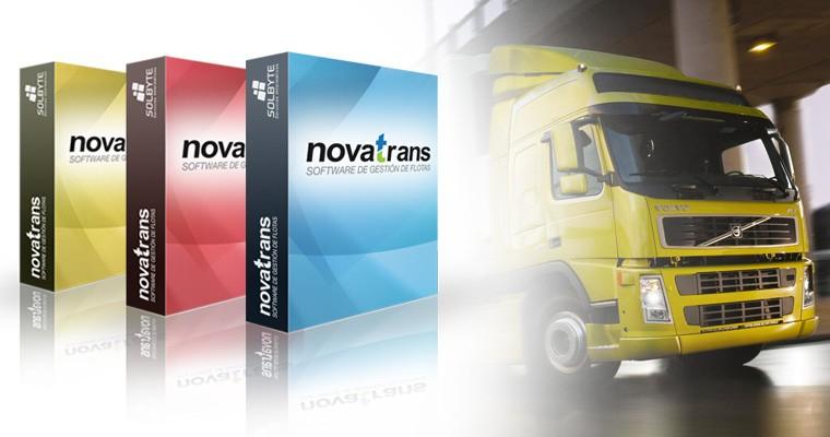 Novatrans, implantado ya en más de 550 empresas de transporte