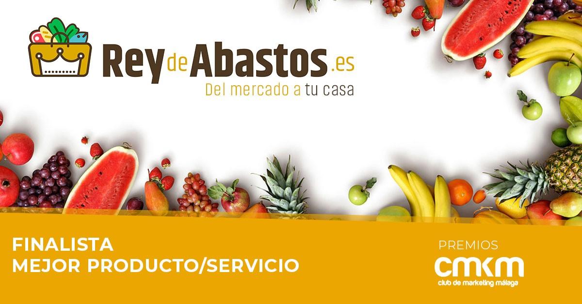Rey de Abastos, finalista en los Premios Club de Marketing de Málaga por